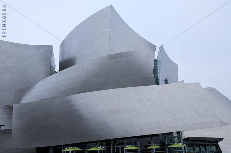 Frank Gehry's modern architectural design