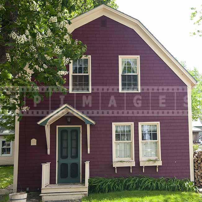 1850 house - Shelburne, Nova Scotia, Canada
