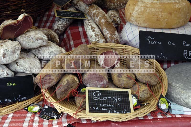 Lonzo Corse - corsican pork dish