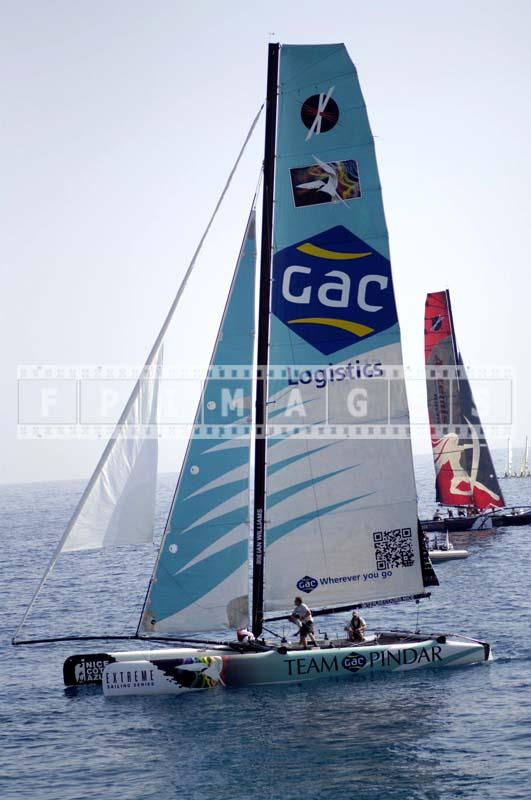 Team GAC Pindar and Artemis Racing
