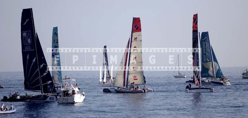 Team Prada - sailing