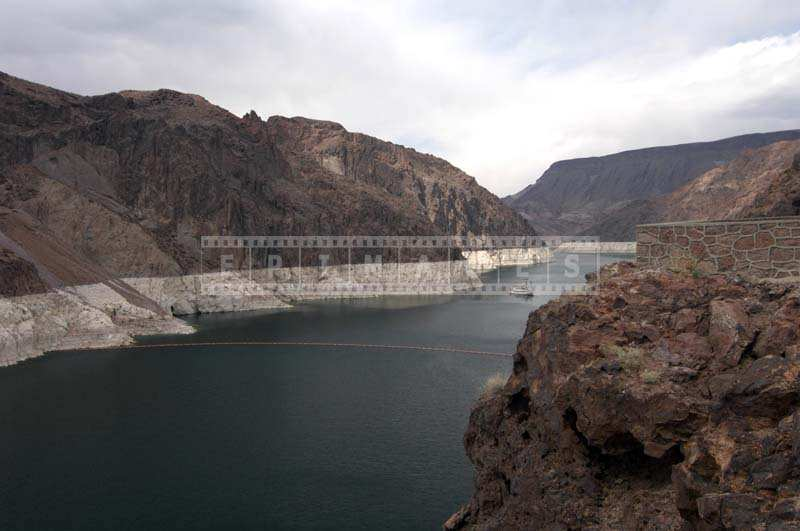 Lake Mead near Hoover Dam, Nevada attractions