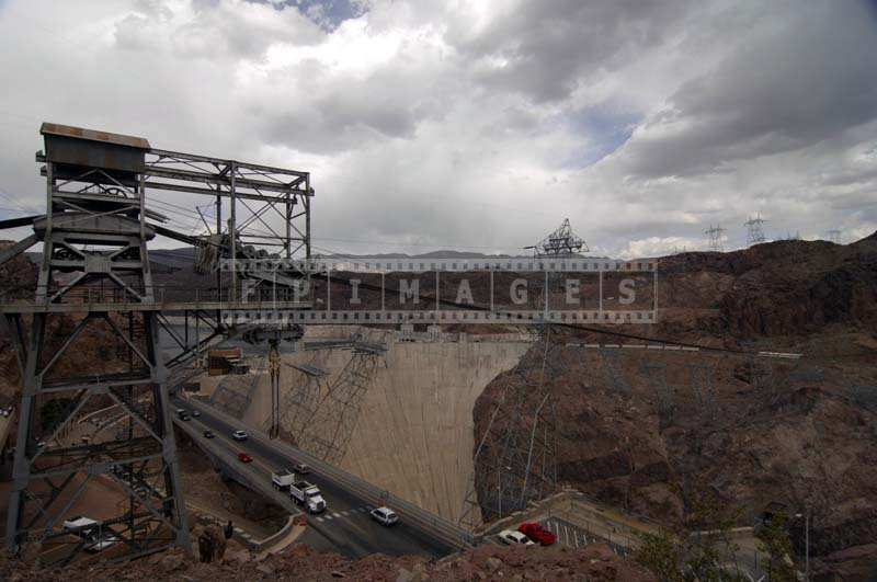 Incredible Hoover Dam Hydroelectric Power, engineering pictures