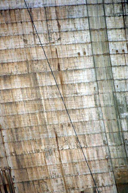 industrial abstract picture, concrete wall face