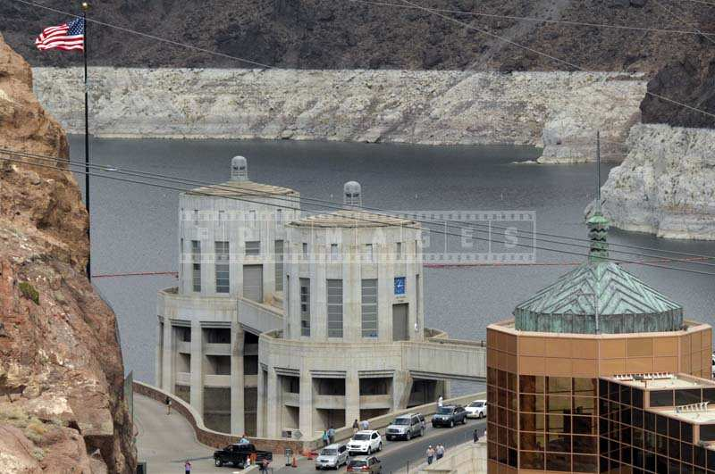 Hoover dam access road