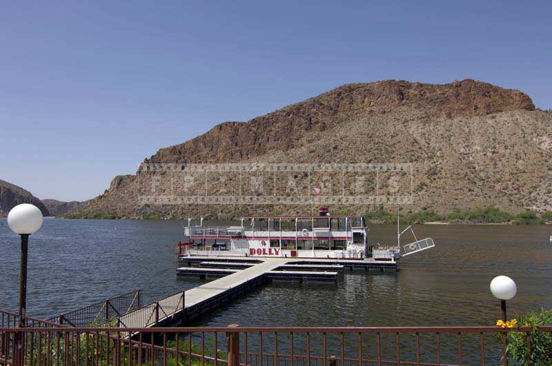 Dolly Steamboat for Guided Tours, things to do in Arizona