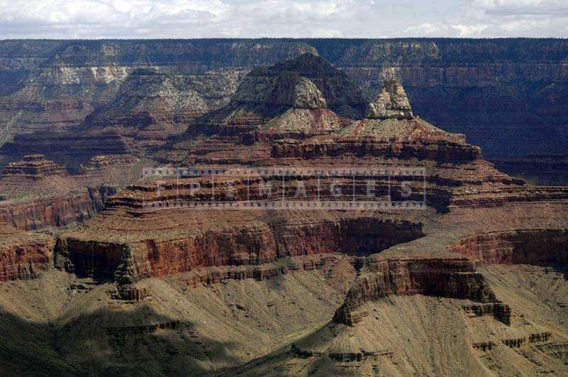 Amazing Grand Canyon, beautiful landscape