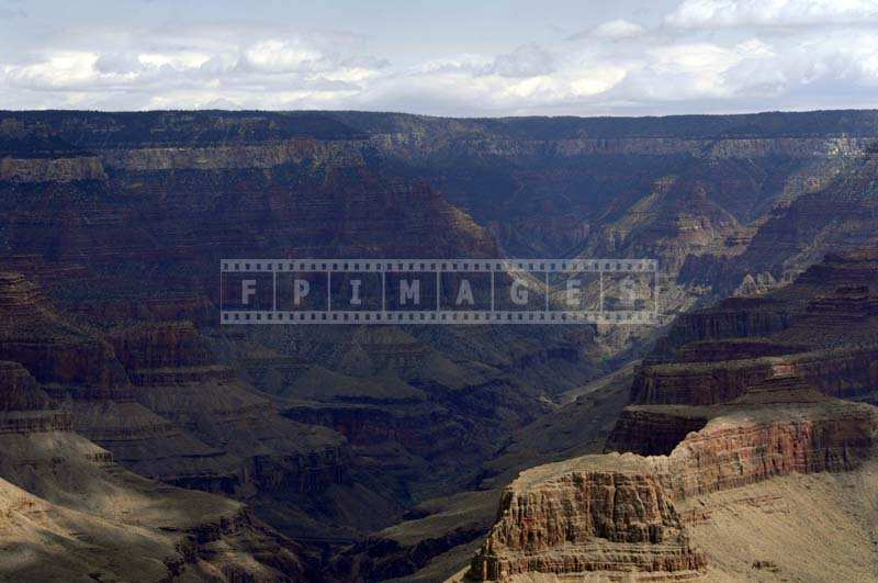 Stunning Grand Canyon Landscape