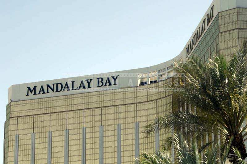Mandalay Bay, building picture