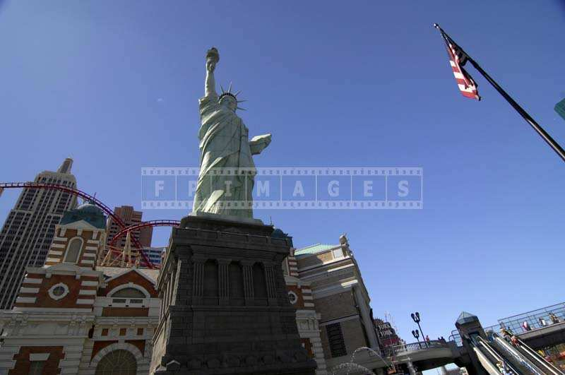 Statue of Liberty, Vegas pictures