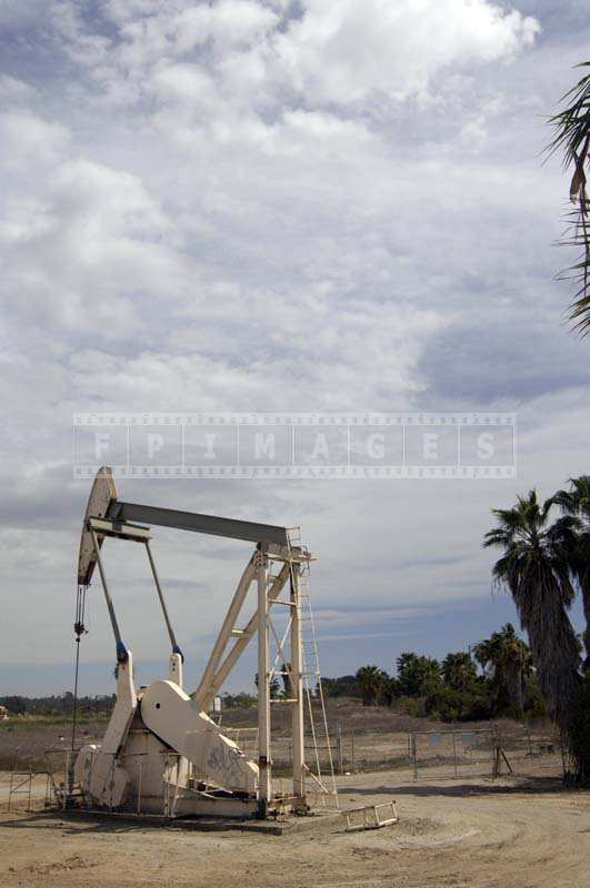 Picture of the Machines Used for Oil Extraction