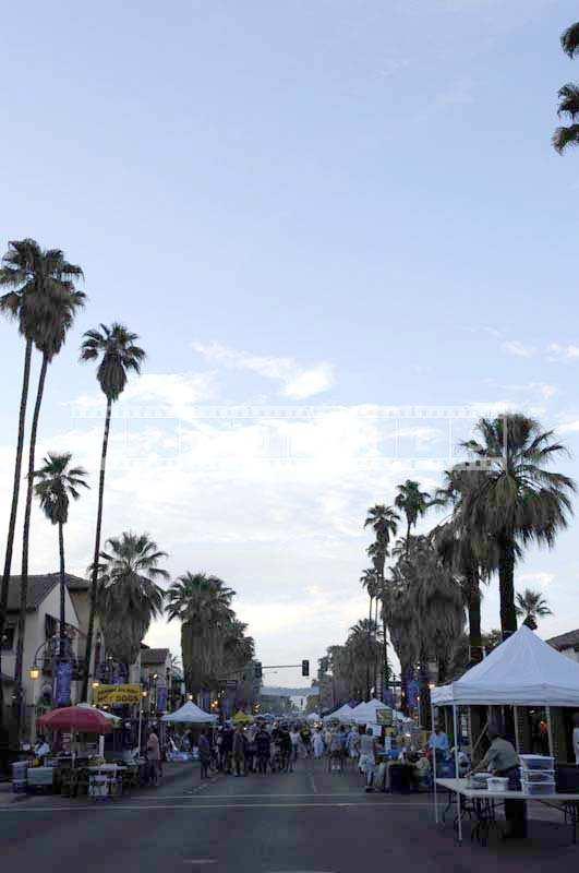 Street Market Palm Springs