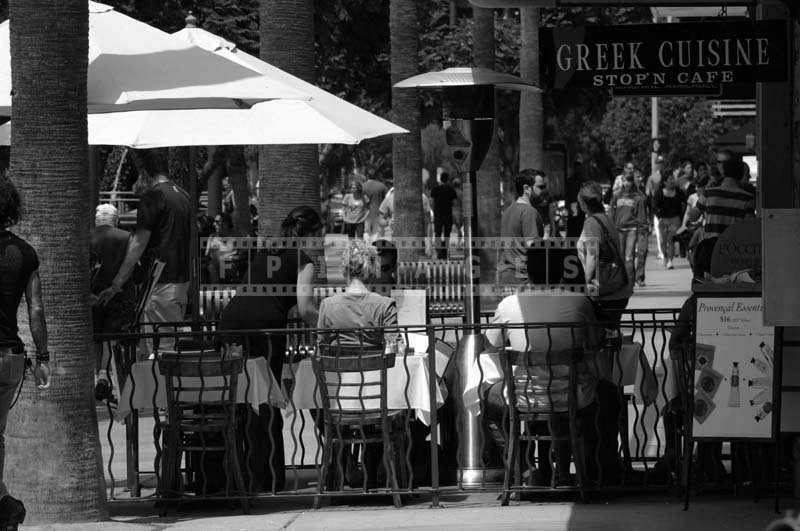 Dog Friendly Restaurants Rd Street Promenade