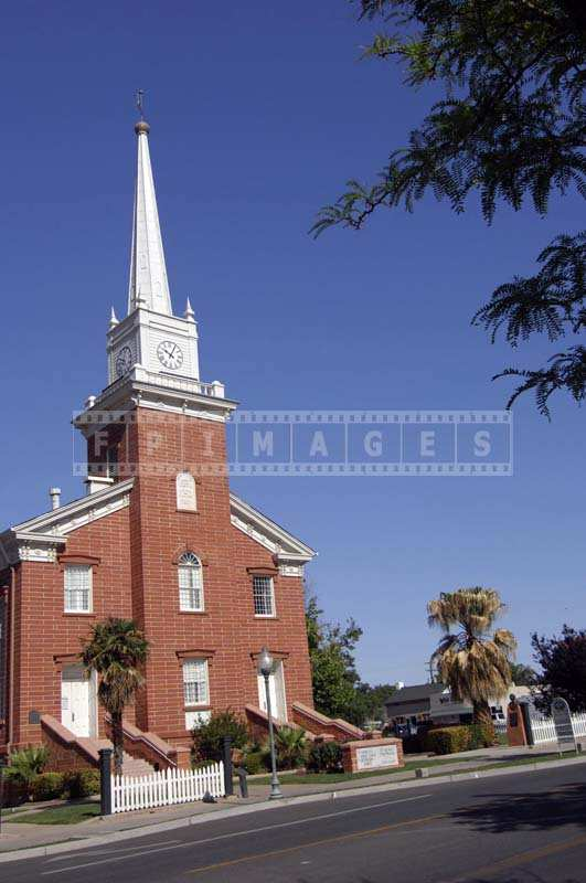 St. George Tabernacle, lds church picture