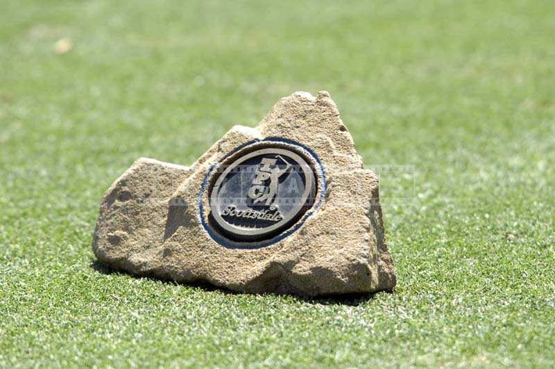 TPC Scottsdale Golf Course Tee Marker