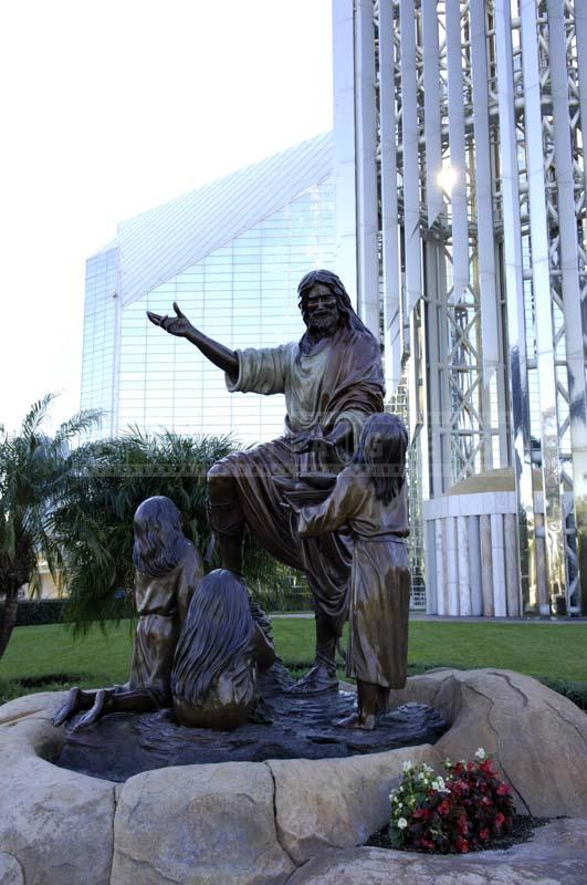 Spiritual Experience At Crystal Cathedral In Garden Grove