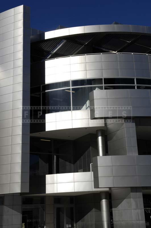 Contemporary Architecture of the Church Office Building