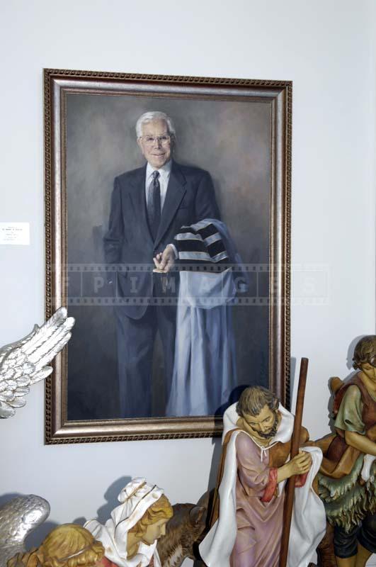 Portrait of Robert H. Schuller