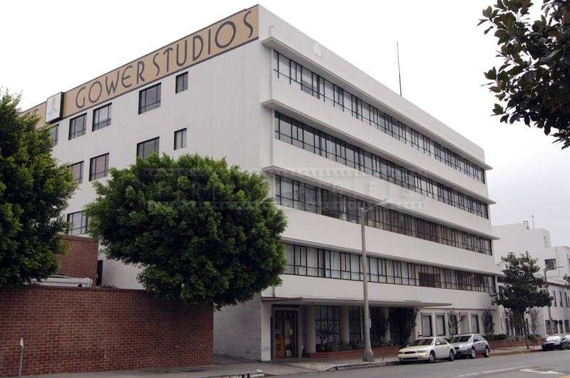 Logo Gower Studios, CA