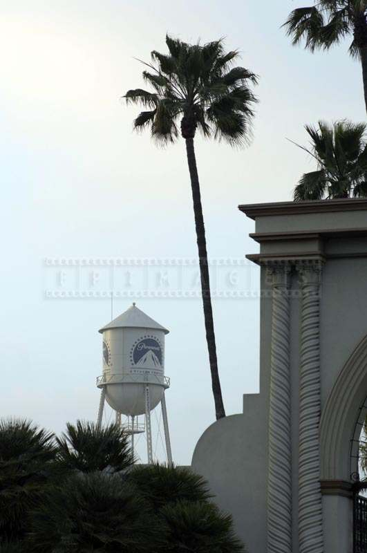 Beautiful Palms at Paramount Studios