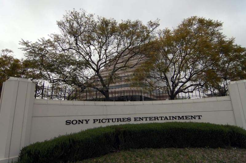 Sony Pictures Entertainment studio
