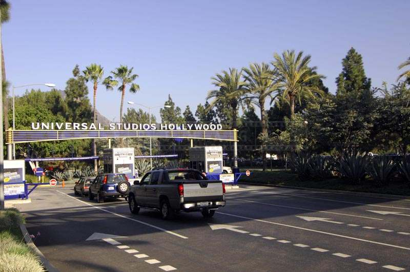 Hollywood's Famous Universal Studios
