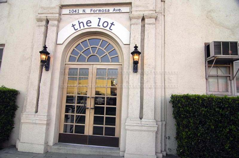 The Lot Studio in Los Angeles