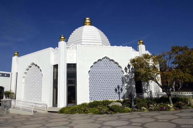 The White Lake Shrine Temple, California