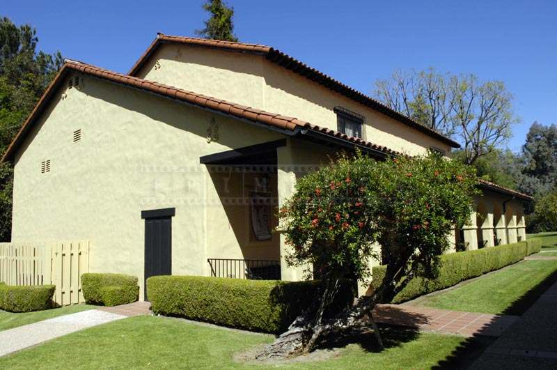 Archival Center Spanish Architecture, Mission San Fernando