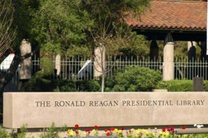 Ronald Reagan Presidential Library, California