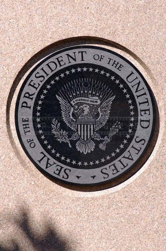 Image of the Seal of the US President