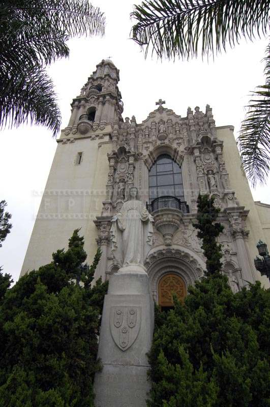 St. Vincent de Paul Church in LA
