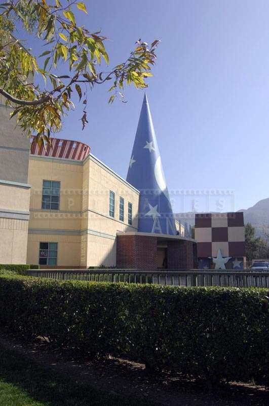 The Walt Disney Animation Studios at Burbank