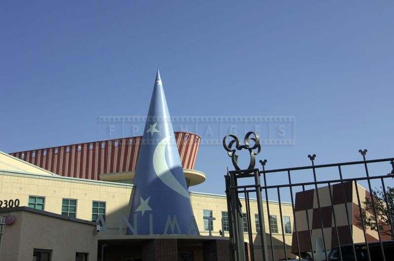 The Blue Logo of Walt Disney Animation