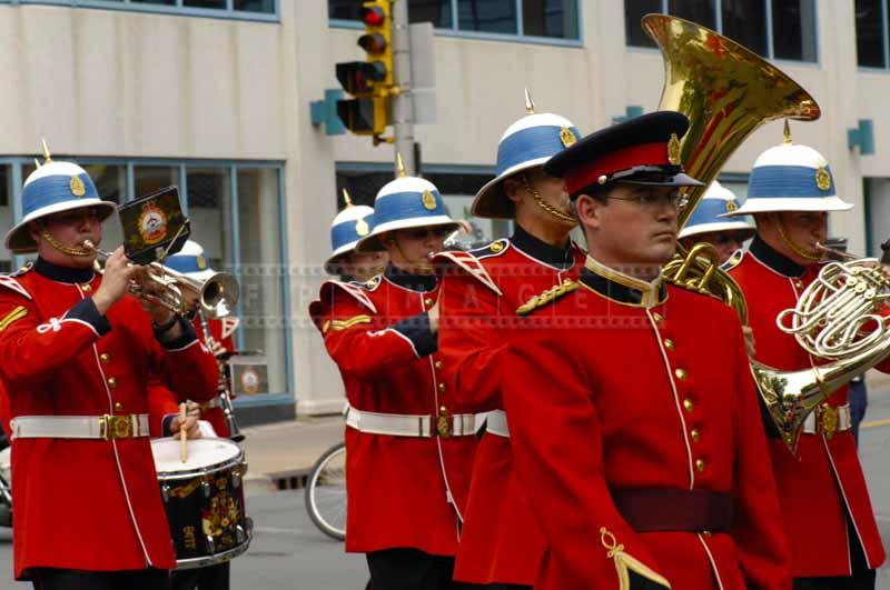 Atlantic Canada military orchestra