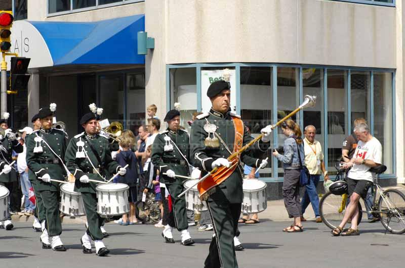 Dutch bandmaster