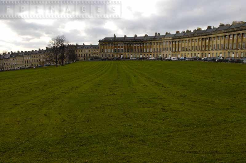 Royal Crescent lawn