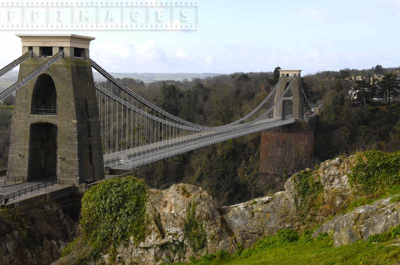 Clifton Bridge still in use today