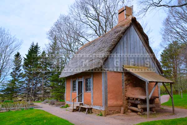 old acadian house, pictures of buildings in Nova Scotia