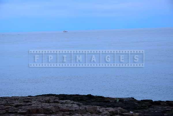 Bay of Fundy shore - ocean water images