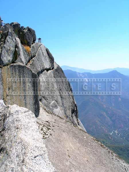 Sequoia National Park Moro rock hiking, mountains landscapes