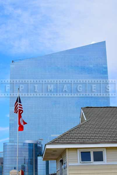 Revel hotel, Atlantic City, New Jersey