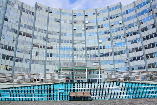 Forsaken hotel in atlantic city