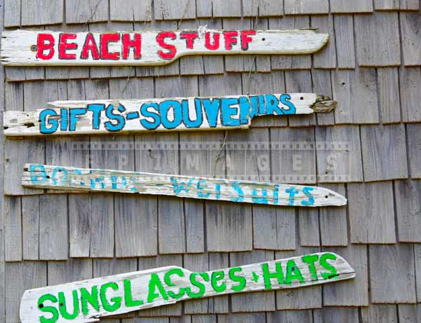 atlantic city gardners basin shopping sign for gifts and beach stuff