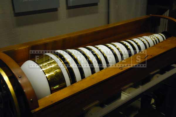Glass Harmonica - historic glass art collection