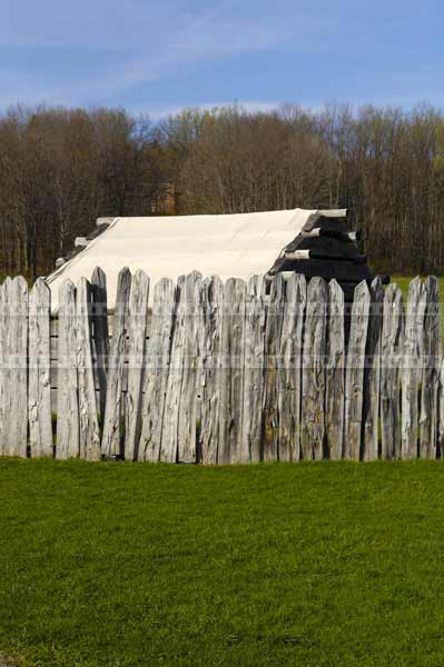 fort necessity national battlefield in pennsylvania, travel images