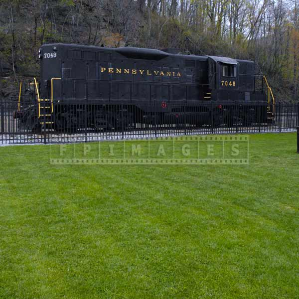 horseshoe curve trains pennsylvania attractions