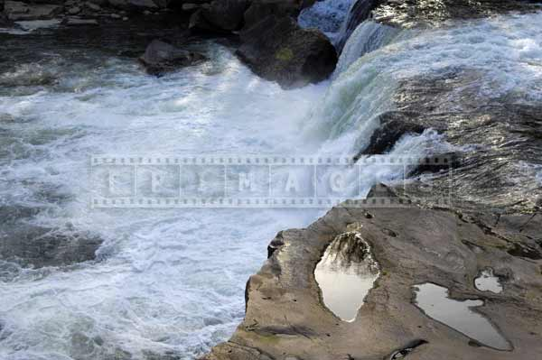 Waterfalls at Youghiogheny River, water images
