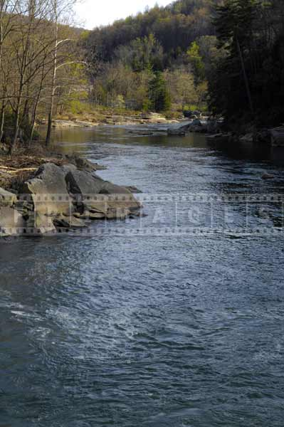 Youghiogheny River, spring travel images