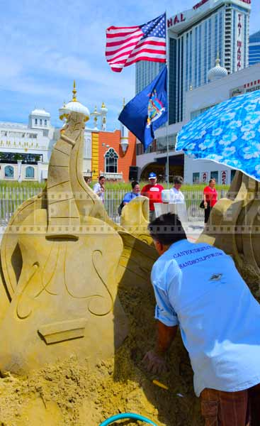 sand castle competition 2014 atlantic cty